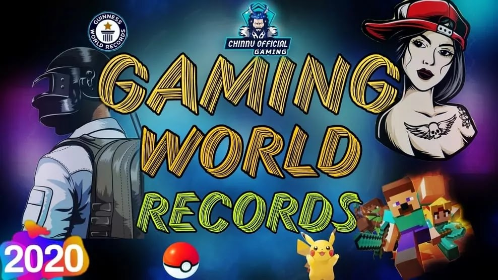 gaming guinness world records 2020