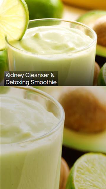Kidney Cleanser  Detoxing Smoothie