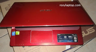 Asus A450L Core i5 Haswel Red