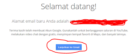 Lanjut Ke Gmail