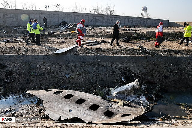 Ukrainian flight crash the end what happened 2020
