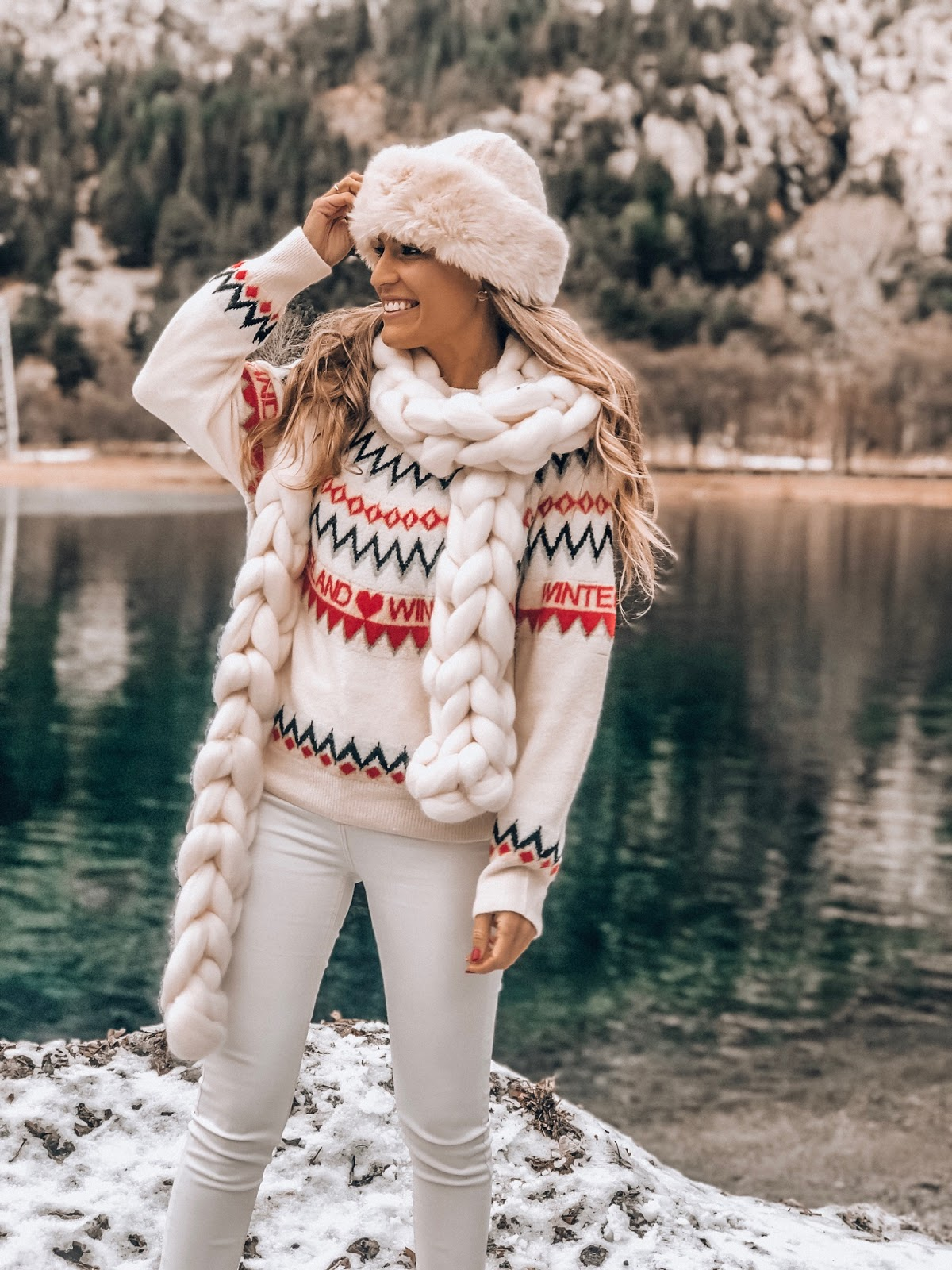 jersey estilo alpino