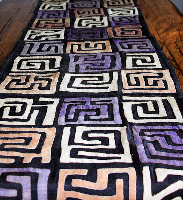 Finest African Textiles│Kuba Cloth 15
