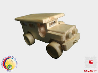 Decorative Wooden Jeepney Handicraft Philippines