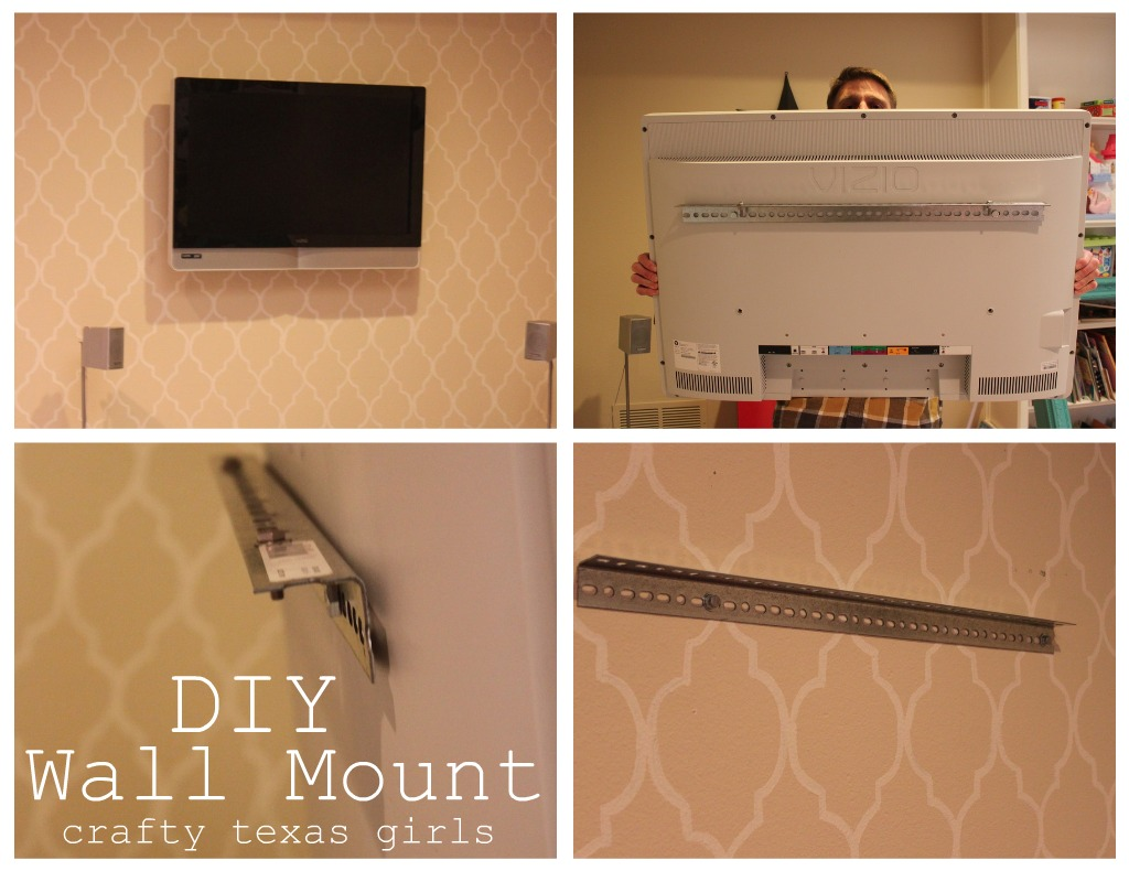 How To Make A Tv Wall Mount Share