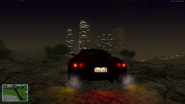 GTA San Andreas Noble M600 Street IVF 2021