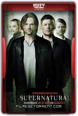 Supernatural 11ª Temporada Torrent - HDTV 720p e 1080p Dublado