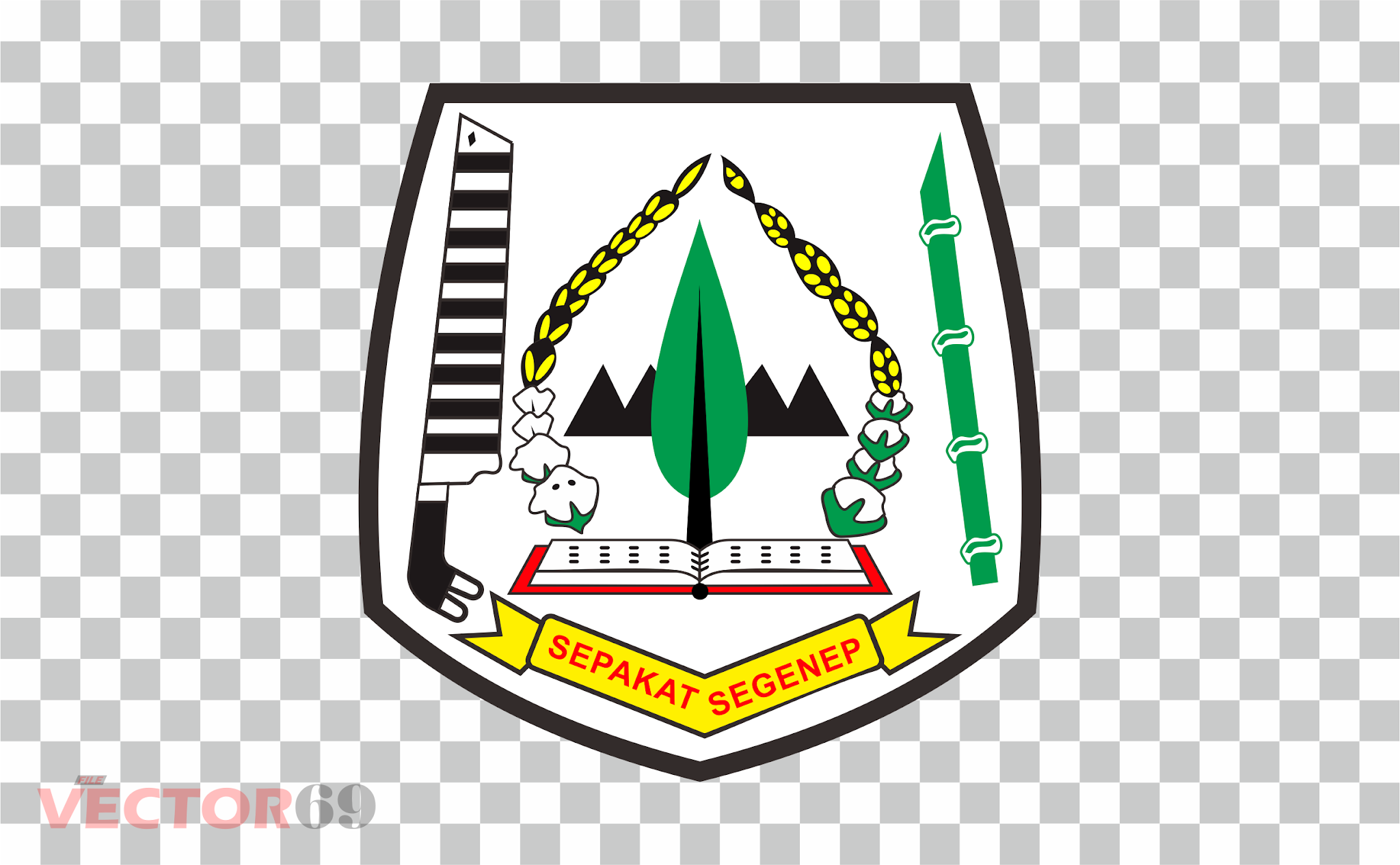 Kabupaten Aceh Tenggara Logo - Download Vector File PNG (Portable Network Graphics)
