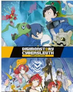 Digimon Story Cyber Sleuth Complete Edition : Spec PC System Requirements