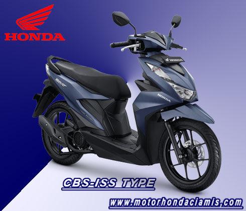 Motor Honda Kawali Ciamis