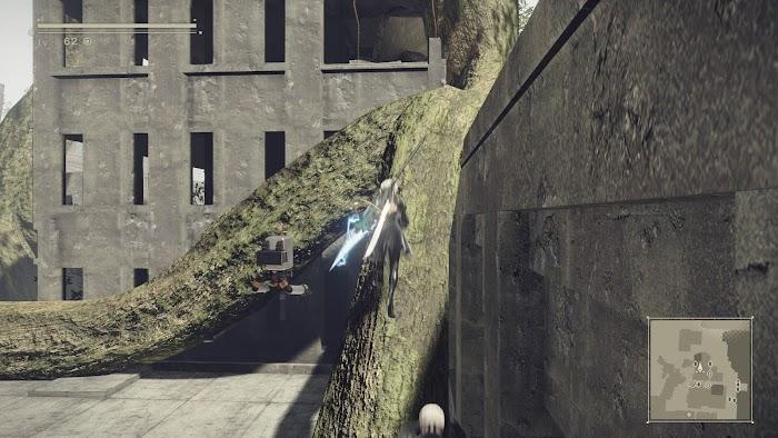 尼爾 自動人形 速度之星任務圖文攻略 | 娛樂計程車