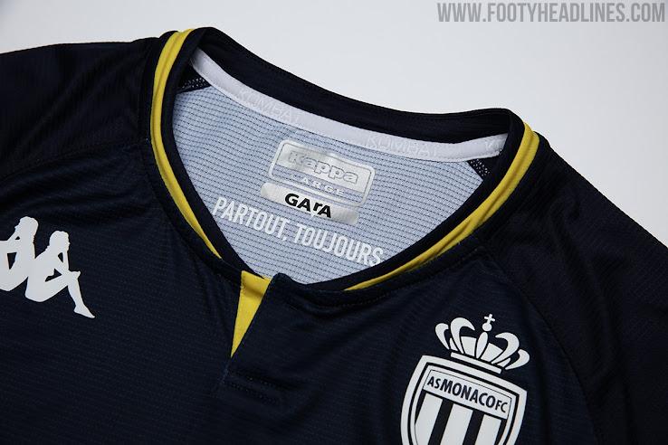 AS Monaco 20-21 Away Kit Released - Footy Headlines