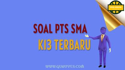 Free Download Soal PTS Bahasa Indonesia Kelas  Free Download Soal PTS Bahasa Indonesia Kelas 10 Semester 2 Kurikulum 2013