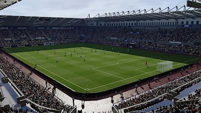 PES 2020 Liberty Stadium