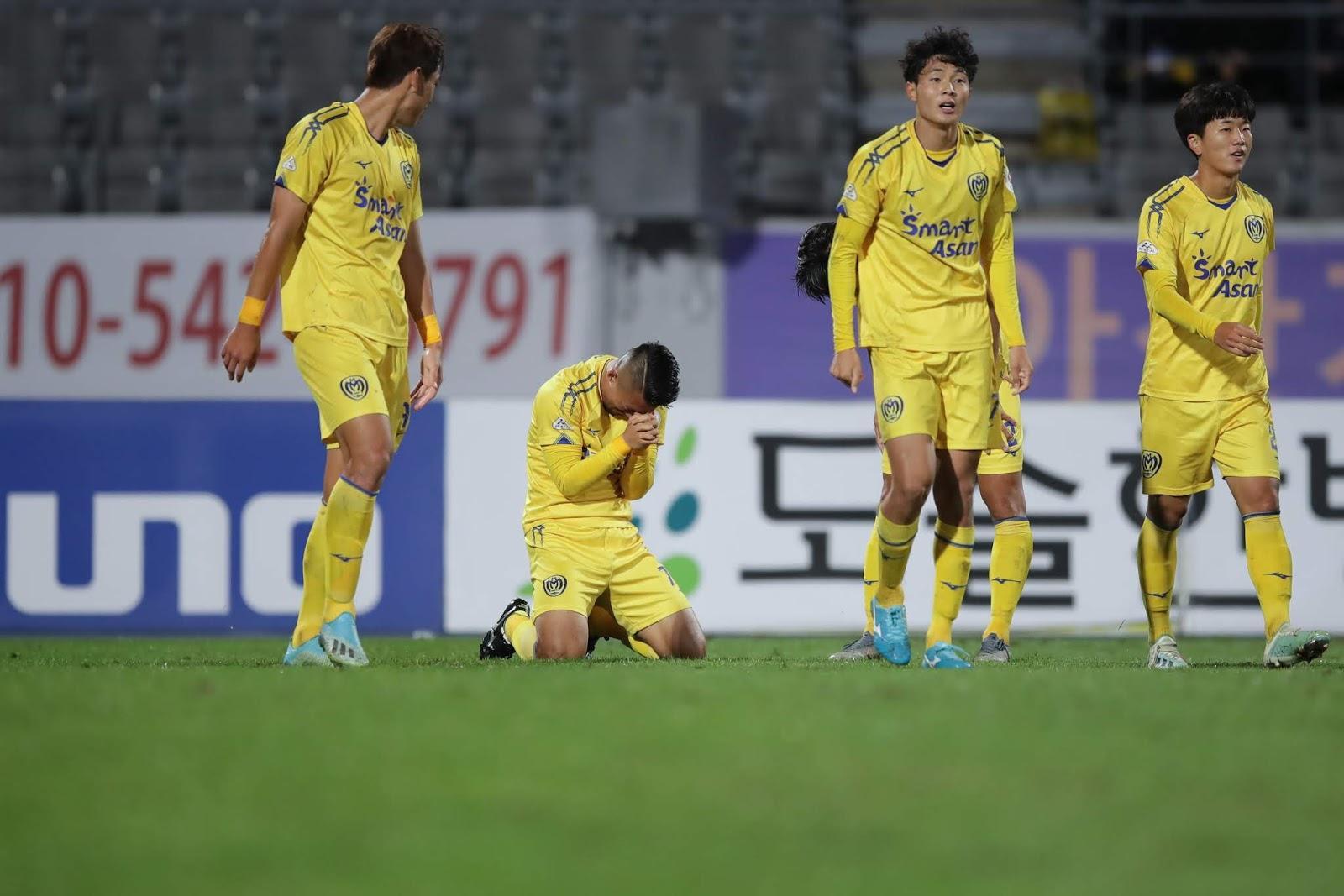 Joseph Choi against Jeonnam 09.23.19
