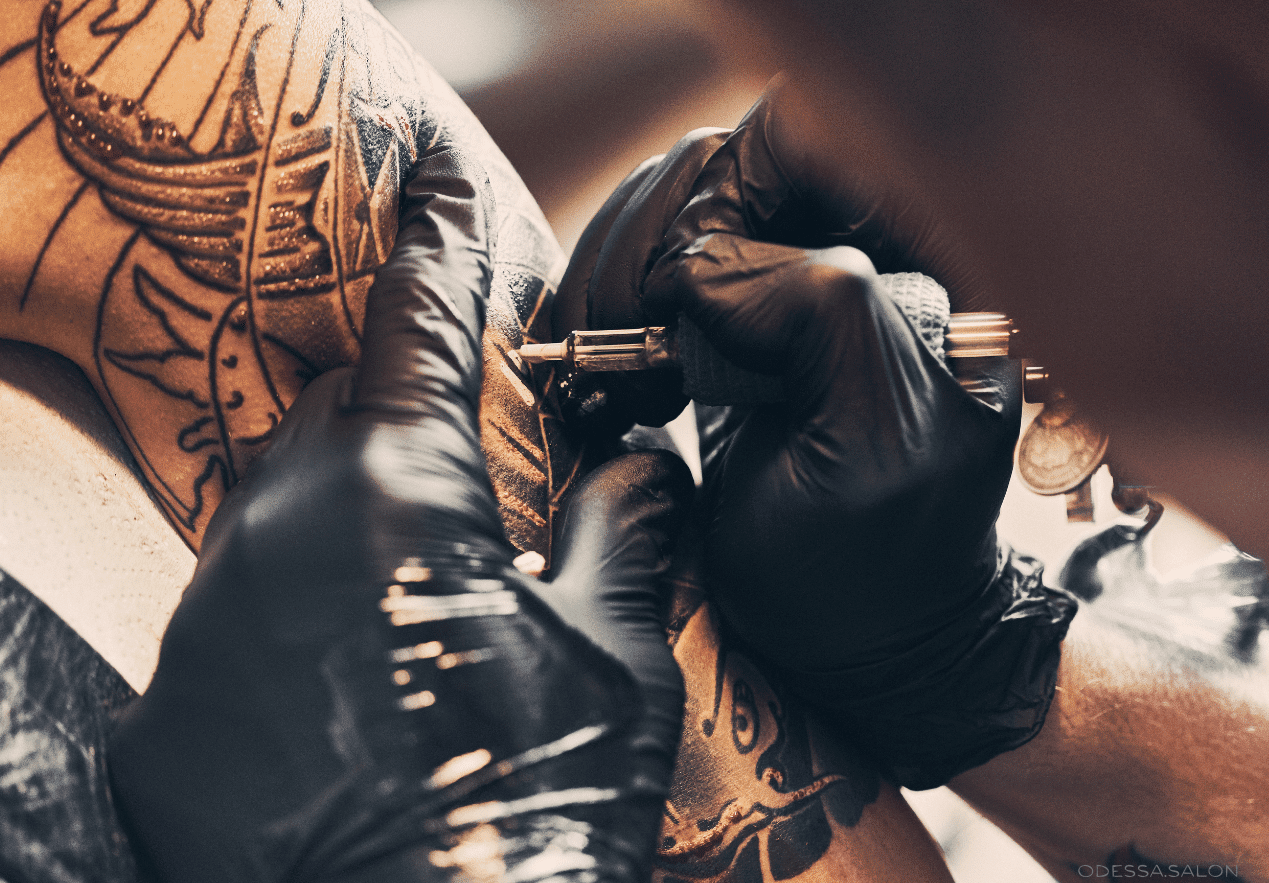 Teta Tattoo Workroom, тату-салон Одесса