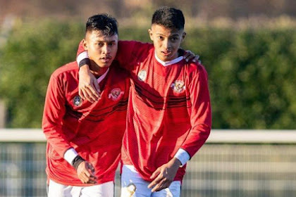 Bagus Kahfi Cedera Bela Garuda Select Hadapi Reading U-18