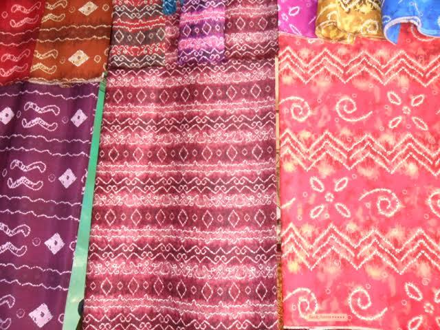 Batik Sasirangan Khas Kalimatan Dengan Gambar Batik Uniknya