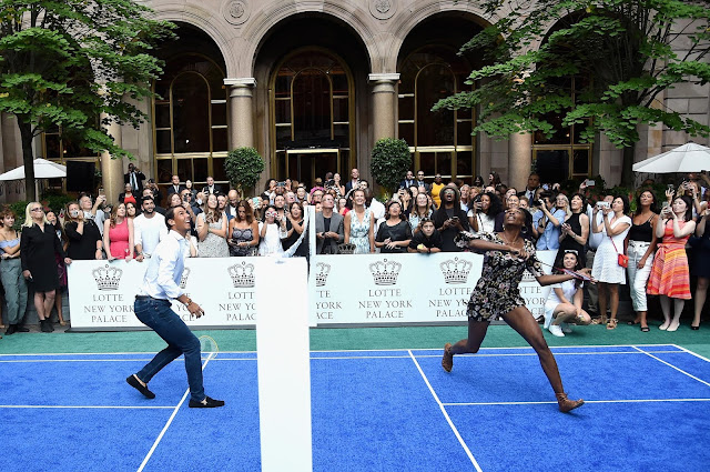 Pros Party In New York City Before The US Open
