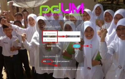 Pangkalan Data Ujian Madrasah