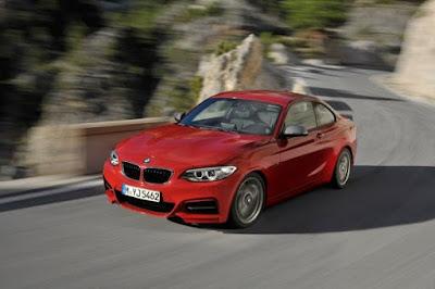 "Η BMW Σειρά 2 Coupe (2017) και η BMW Σειρά 3 Sedan (2017) απέσπασαν την κορυφαία διάκριση ""Top Safety Pick+"" του IIHS για την ασφάλειά τους"