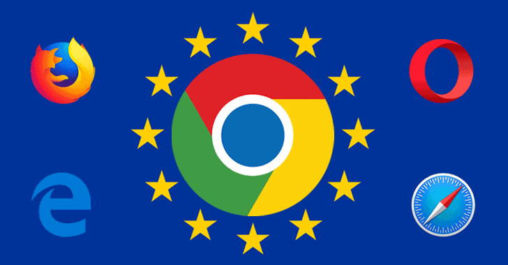 Google Will Prompt European Android Users to Select Preferred Default Browser