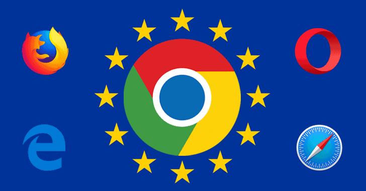 european union google chrome browser antitrust