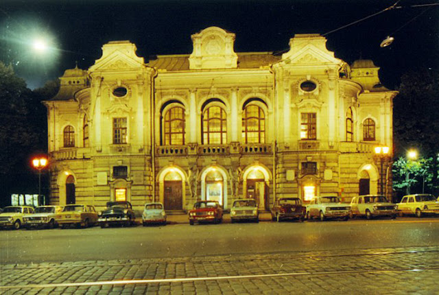 Старейшее здание. Театр драмы им.А.Упита