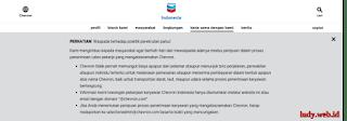 Penipuan Lowongan Kerja Mengatas Namakan PT Chevron Pacific Indonesia