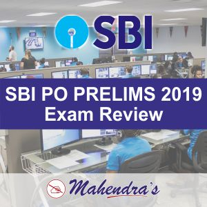 SBI PO Prelims Exam Review 2019: 8th June - 3rd Slot