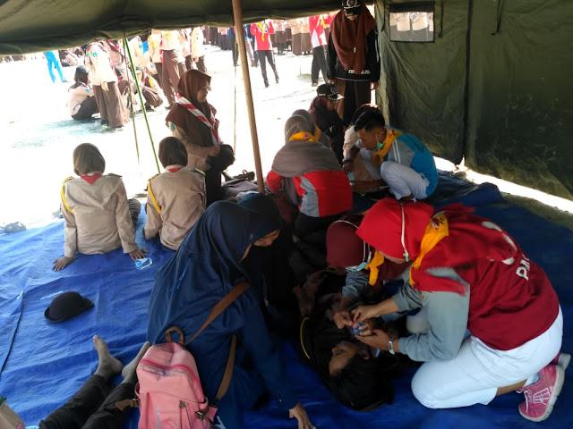 2000 Peserta Hadiri Apel Besar HUT Pramuka ke-58 Kwartir Cabang Ponorogo