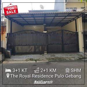 Rumah Dijual di Royal Residence Pulo Gebang Jakarta Timur