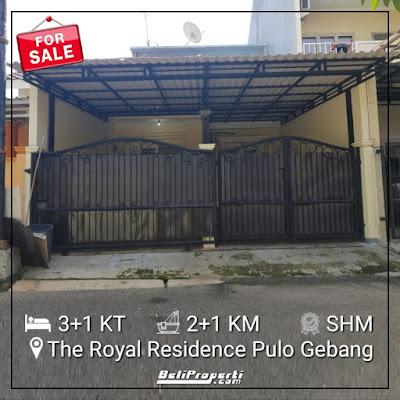 royal residence pulo gebang