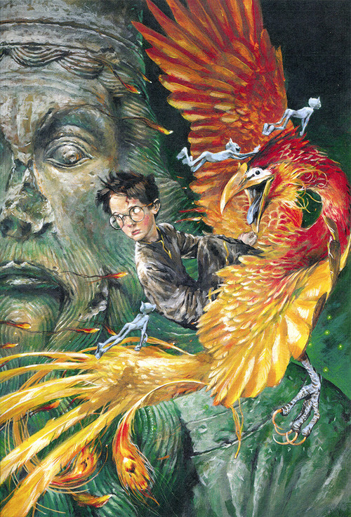 Cool Book Cover Uk ~ The geeky nerfherder cool art harry potter cover