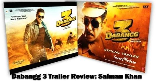 Dabangg 3 Trailer Review: Salman Khan, Sonakshi Sinha, Saie Manjrekar and Kiccha Sudeep
