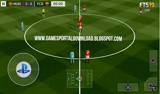 Download Latest First Touch Soccer 2019 (Mod FTS 19) Mod Apk + OBB + Data Offline For All Android Phone