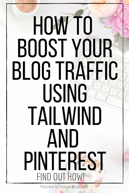 How to Increase your blog traffic using Tailwind and Pinterest