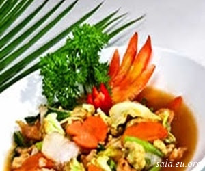 Simple Vegetable Capcay Recipe