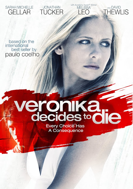 Veronika decides to die Sarah Michelle Gellar