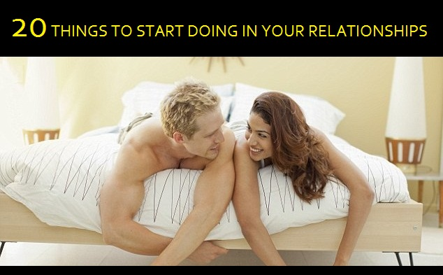 how to improve relationships