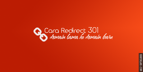 Cara Redirect 301 Domain Blogspot Lama ke Domain Blogspot Baru [Blogger]
