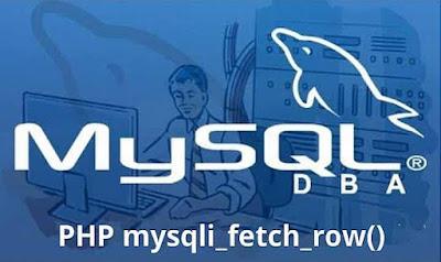 PHP mysqli_fetch_row() Function