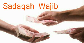 2 Contoh Sadaqah Wajib