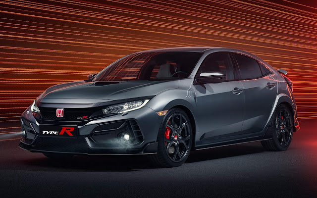 Honda Civic Type R Sportline