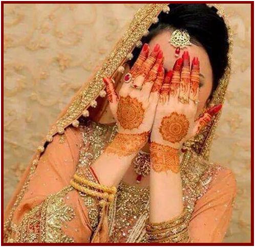 Top Simple Mehndi Designs