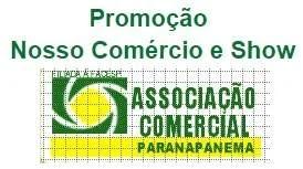 Promoção ACIAPAR Paranapanema 2019 Nosso Comércio é Show Vale-Compras 10 Mil Reais