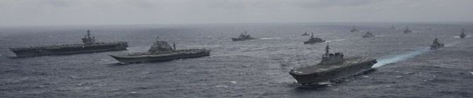 Indian, Indonesian Navies Take Part In Maritime Exercise