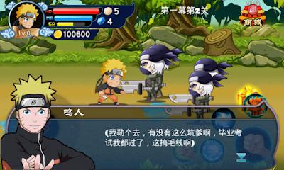 Naruto Shippuden Chibi Battle MOD APK2
