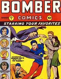 Bomber Comics