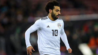Transfer: Liverpool to replace Salah with Barcelona winger